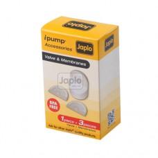 JAPLO IPUMP ACCESSORIES VALVE & MEMBRANES  (12 units (1 inner box))