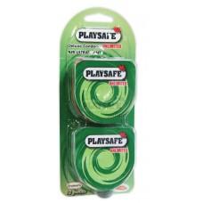 PLAYSAFE EASY PACK AIR ULTRA THIN - 10PCS (6 packs (1 inner box))